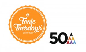 50A - Tonic Tuesday