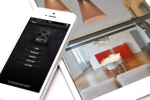 Application iPhone - Ateliers Lofts & Associés