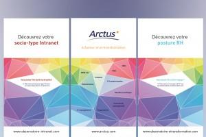 Arctus - éclaireur en e-transformation