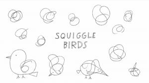 squiggle-birds