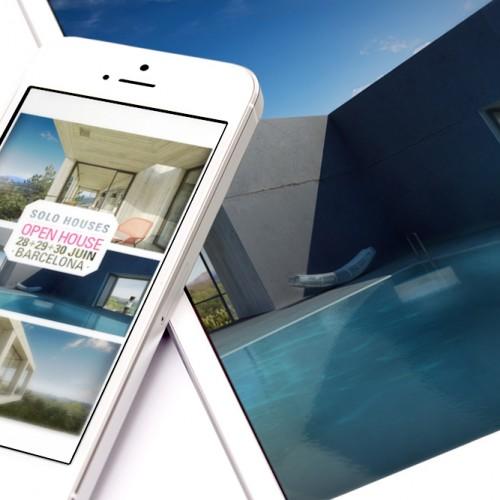 Architecture de collection - Application iPhone