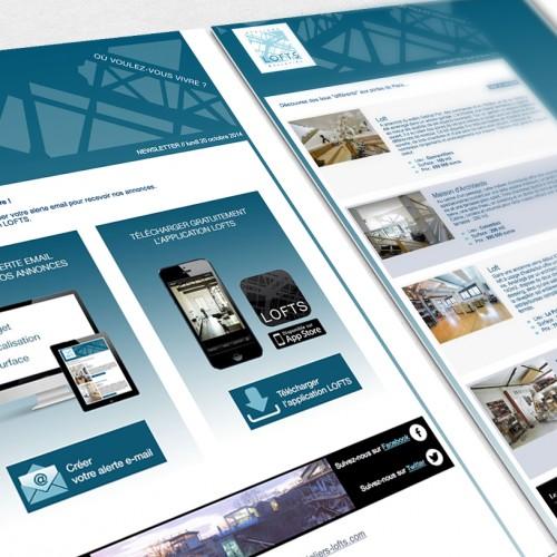 Ateliers Lofts & Associés - e-marketing