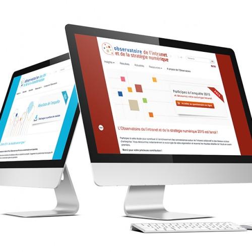 Observatoire Intranet + Observatoire RH & e-transformation