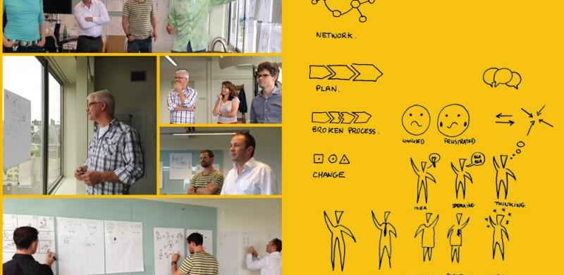 Visual Thinking School - Xplane - Amsterdam